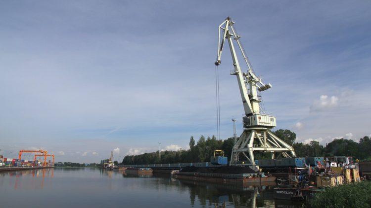 Po 5 latach barki z węglem znów wypłyną z Gliwic…
