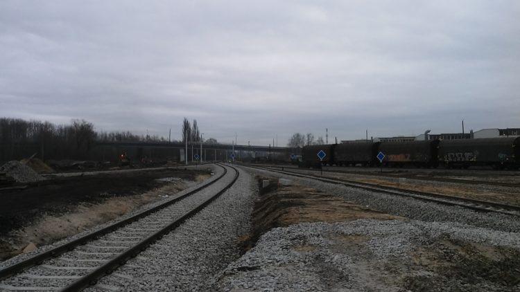 Przebudowa Stacji Gliwice – Port