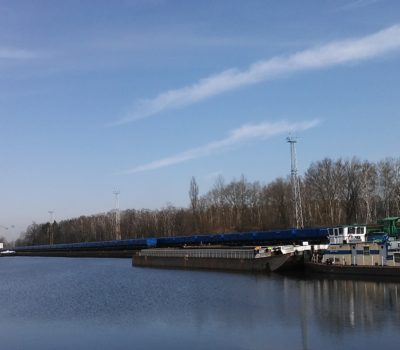 Inland waterway transport is back to Gliwice Port!