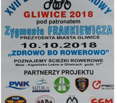 XVII Eko Rajd Rowerowy