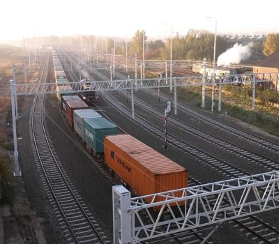 THE RECONSTRUCTION OF GLIWICE PORT RAILWAY STATION IS COMPLETED