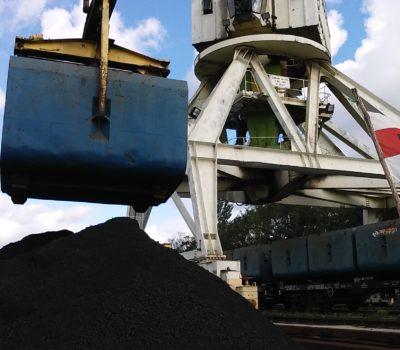 Ponad 200 tysięcy ton węgla popłynęło w tym roku z Gliwic do Wrocławia