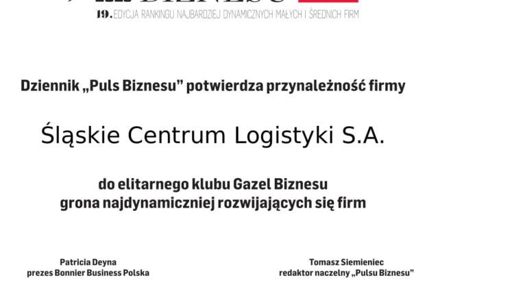 Gazele Biznesu 2018!