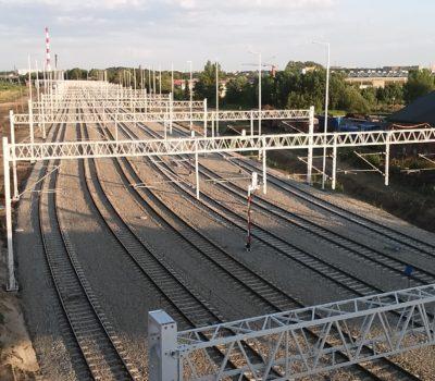 Stacja Gliwice Port po przebudowie