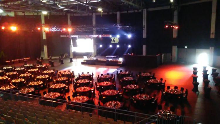 Uroczystość 30-lecia Śląskiego Centrum Logistyki