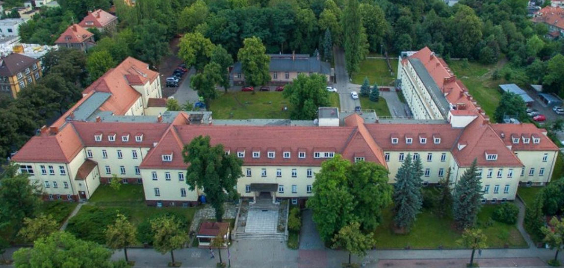 Wsparcie dla Szpitala Miejskiego nr 4 w Gliwicach