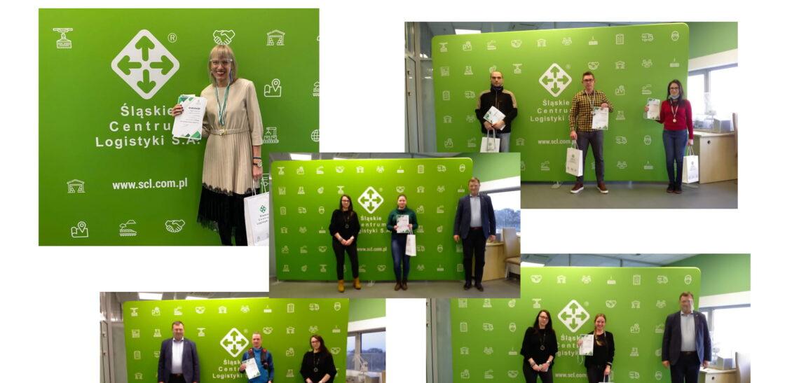 Śląskie Centrum Logistyki wspiera i nagradza rywalizację sportową